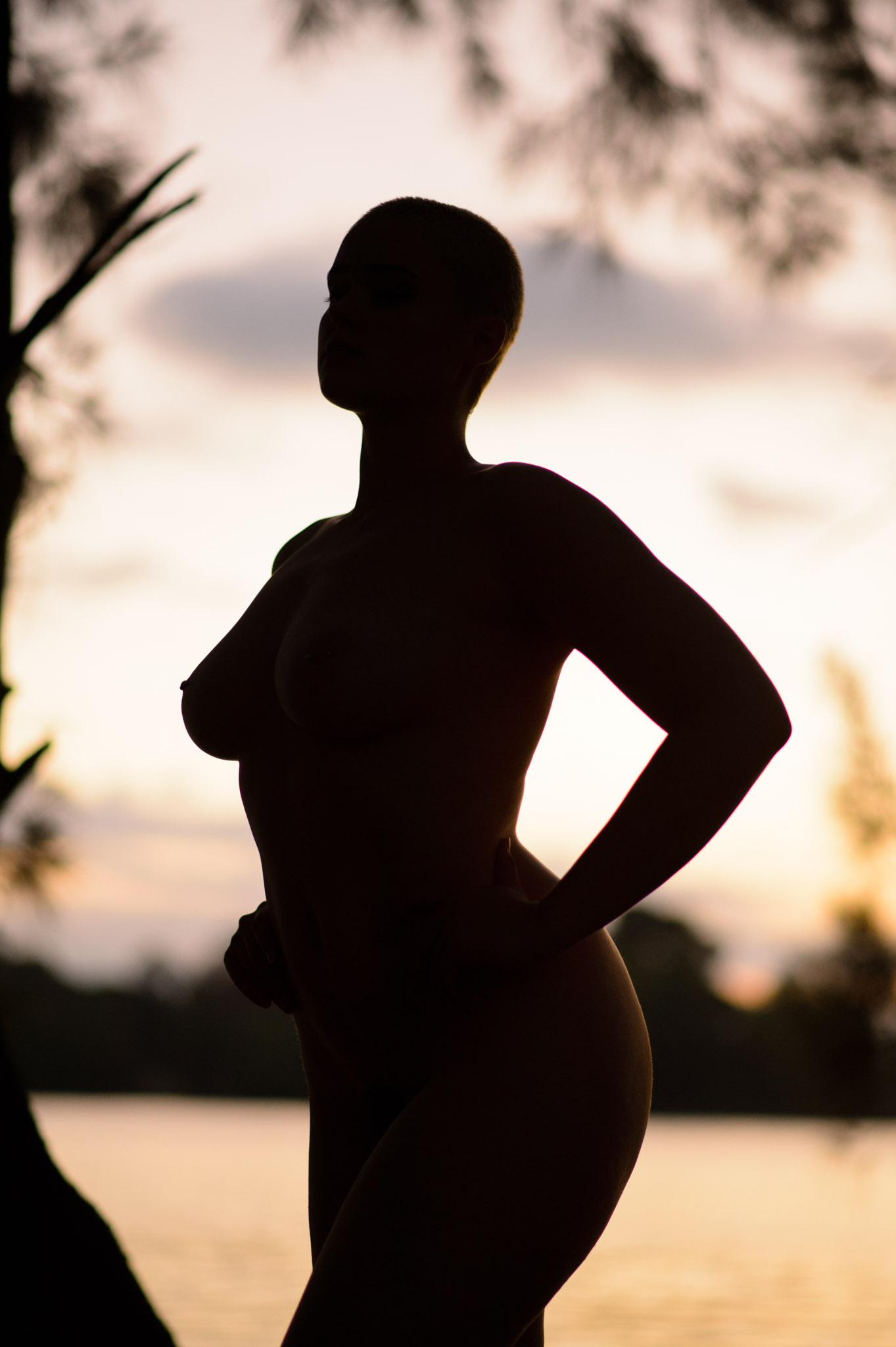 Model: Stefania Ferrario, Photographer: Brett Sargeant, D-eye Photography